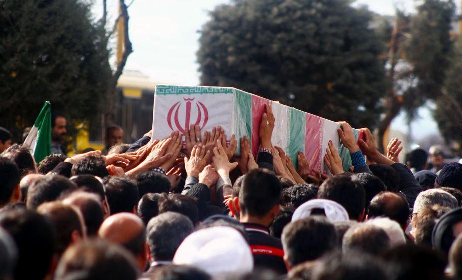 اعلام زمان و مکان تشییع پیکر ۲ شهید تازه تفحص شده
