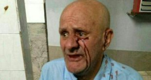 کتک خوردن بیمار از پزشک