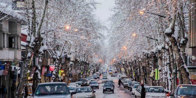 هوای سرد و برفی در راه گیلان است