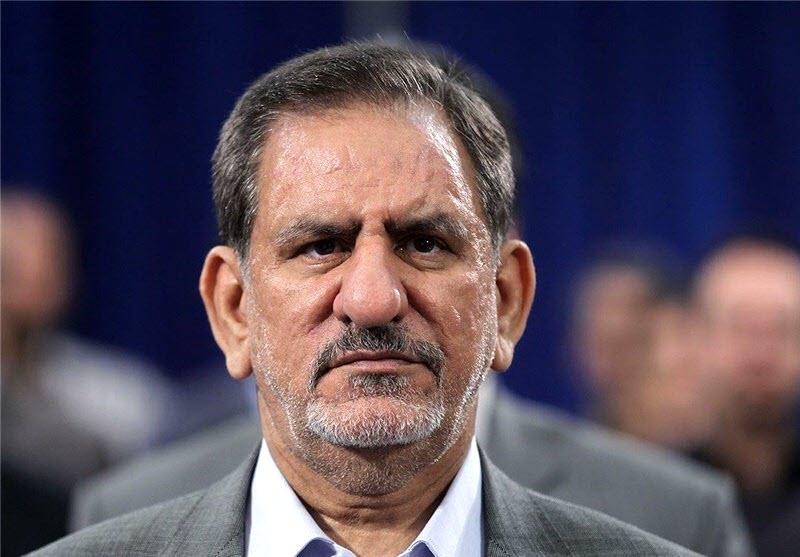روحانی رقیب من است/ تاکنون در عمرم از چیزی انصراف ندادهام/ آمدهام رئیسجمهور شوم