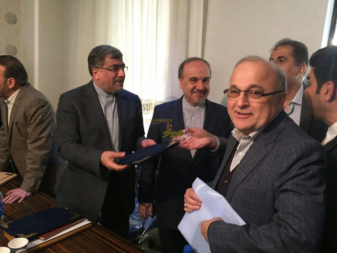 رئیس ستاد انتخابات ریاست جمهوری «حزب اعتدال و توسعه» در گیلان منصوب شد