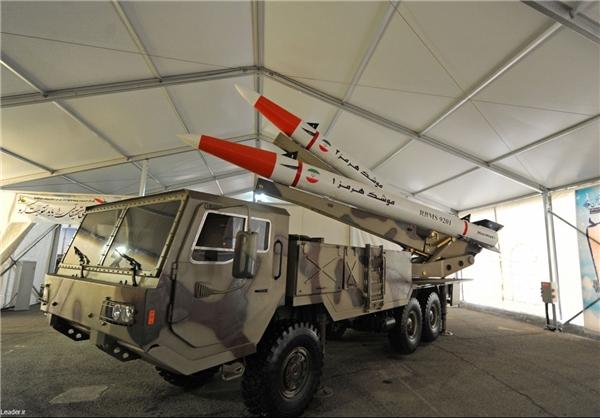 گردش موشکهای سپاه به سمت «دریای عمان»