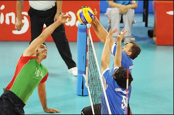 2 ورزشکار گیلانی به عضویت تیم ملی والیبال نشسته درآمدند