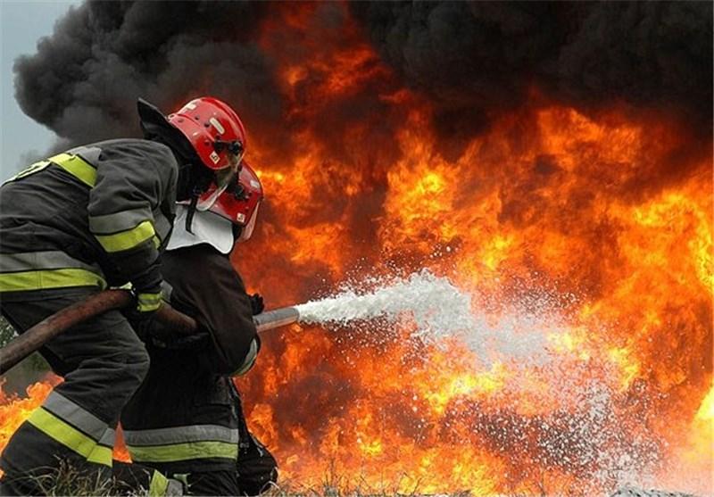 حادثه جدید در پارس جنوبی/ آتش در فاز ۲۰ و ۲۱ پارس جنوبی مهار شد