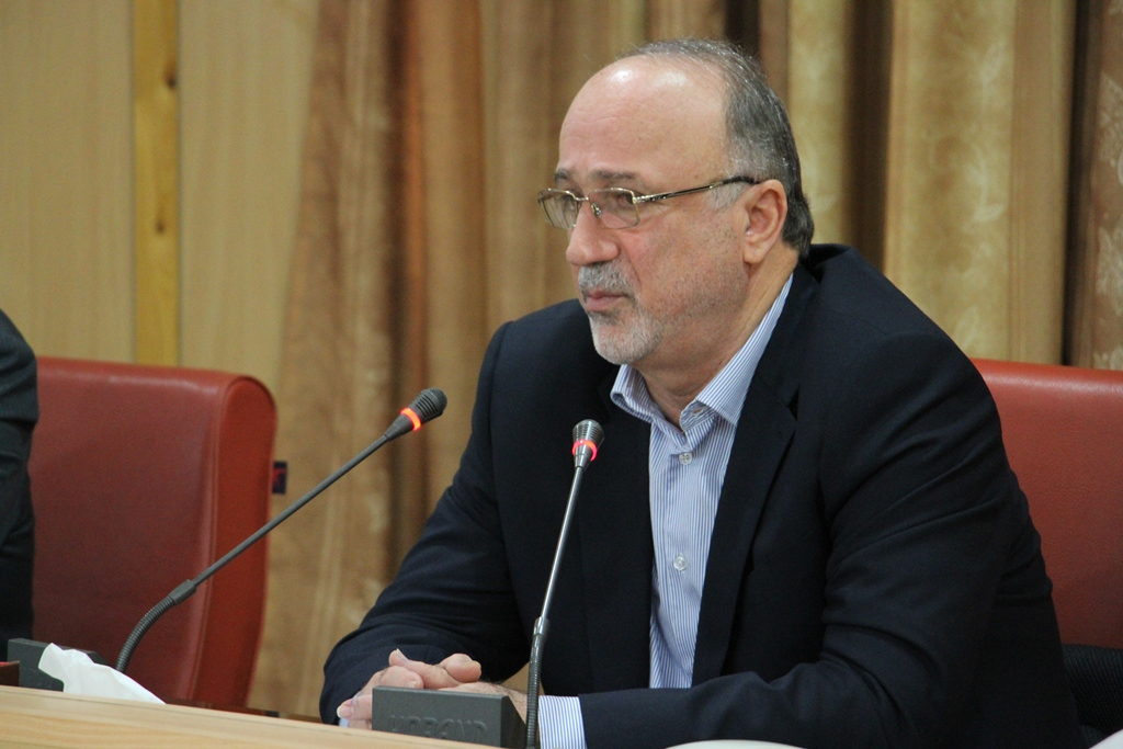 تشکیل غرفه دائمی صنایع دستی گیلان در آستاراخان روسیه
