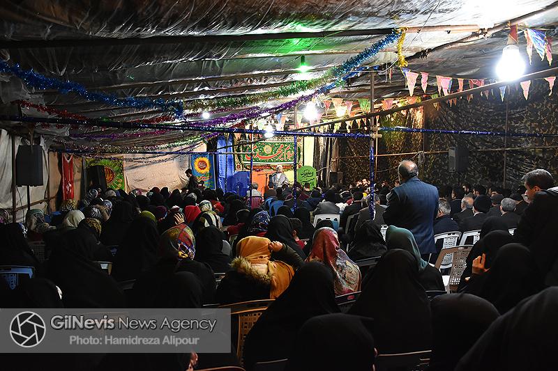 گزارش تصویری/ جشن نیمه شعبان در رشت