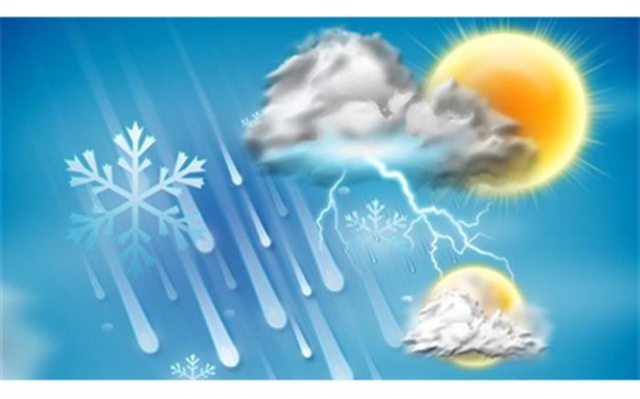 افزایش دمای ۱۰ درجهای هوای گیلان/ آخر هفته برفی در راه است