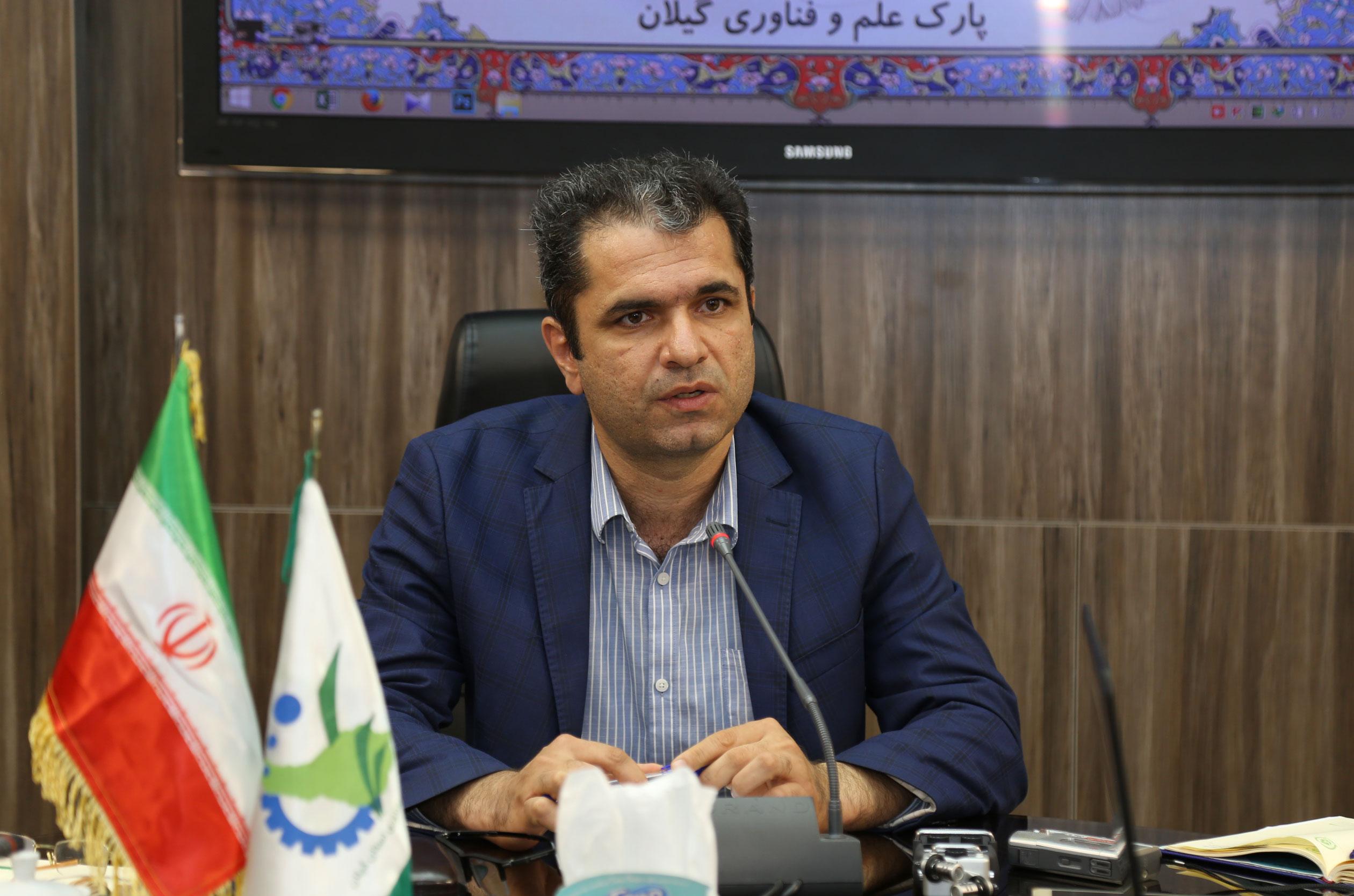 افتتاح مرکز نوآوری صنایع خلاق گیلان طی هفته جاری در رشت