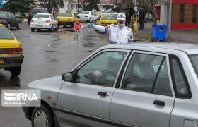 جریمه ۵۷۱ راننده متخلف و توقیف ۱۴۶ دستگاه خودرو در گیلان