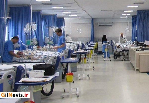 رشد شاخصهای بهداشتی گیلان در ۲ ماه گذشته