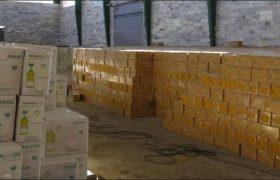 کشف و ضبط ۱۶ تن روغن در گیلان/ اعلام موجودی کالا در سامانه جامع انبارداری