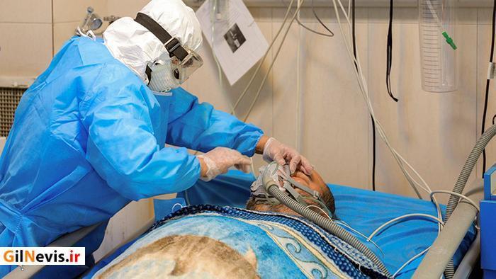 حال ۹۶ بیمار مبتلا به کرونا در گیلان وخیم است