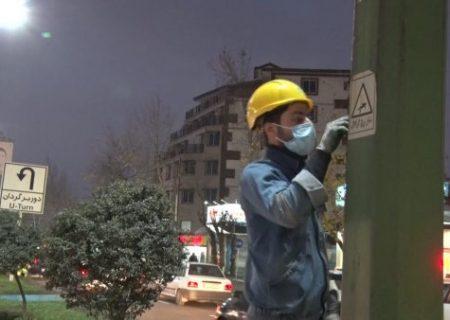 سرقت ۲۰۰ میلیارد ریال تجهیزات برق در گیلان