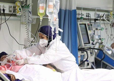 وخامت حال ۶۱ بیمار کرونایی در گیلان