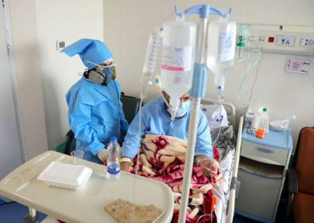 ۲۰۰ بیمار کرونایی در گیلان بستری هستند