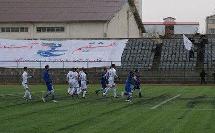 شهرداری آستارا، تیم استقلال خوزستان را شکست داد