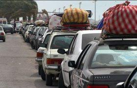 ورود بیش از ۲ میلیون و ۱۴۰ هزار مسافر نوروزی به گیلان
