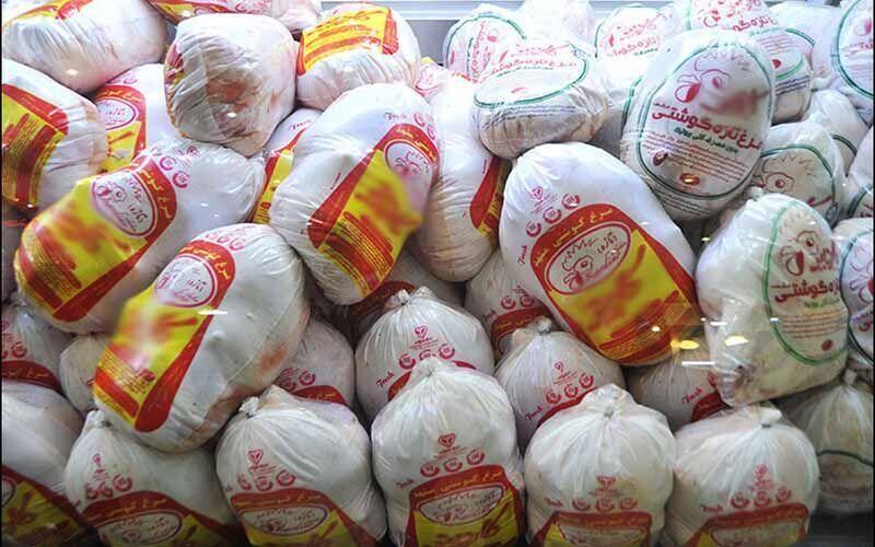 احتکار در خانه، مرغ را گران کرد