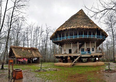 بازدید ۱۵ هزار مسافر نوروزی از میراث روستایی گیلان