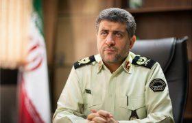 بیش از ۱۳ هزار نیروی پلیس در برقراری امنیت در روز انتخابات مشارکت می کنند