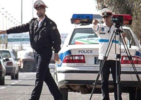 اختلال در کار پلیس راهور با خاموشی چراغ های راهنمایی و رانندگی