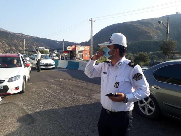 ۶ هزار خودرو به دلیل نقض محدودیتهای کرونایی در گیلان جریمه شدند