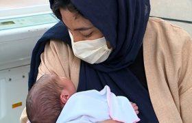 اهمیت تغذیه نوزاد با شیر مادر در دوران همهگیری کرونا