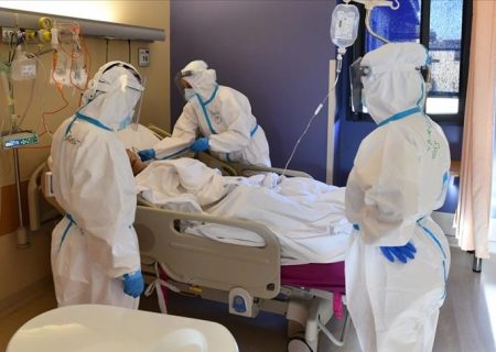 ۱۹۹۸ بیمار کرونایی در بیمارستانهای گیلان بستری هستند