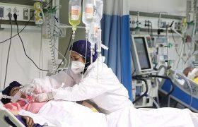 ۱۸۰ بیمار کرونایی در بخش مراقبتهای ویژه/ کاهش بستریها در گرو مشارکت آحاد مردم است