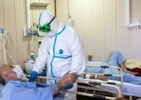 ۲۰۳ بیمار کرونایی در مراکز درمانی گیلان بستری هستند