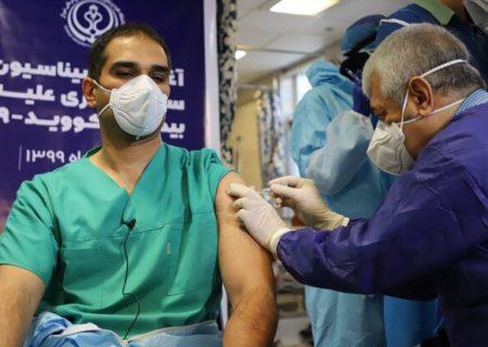 افزایش مراکز واکسیناسیون گیلان به ۲۴۰ پایگاه/ کاهش تعداد بستریها ادامه دارد