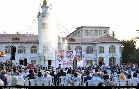 گزارش تصویری/ جشن شکرگزاری حضور مردم گیلان در انتخابات ۱۴۰۰
