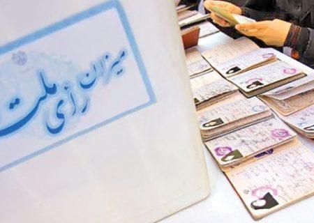اختصاص تجهیزات و اقلام بهداشتی به شعبات اخذ رای