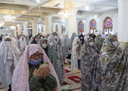 اقامه نماز عید سعید قربان در مصلی رشت