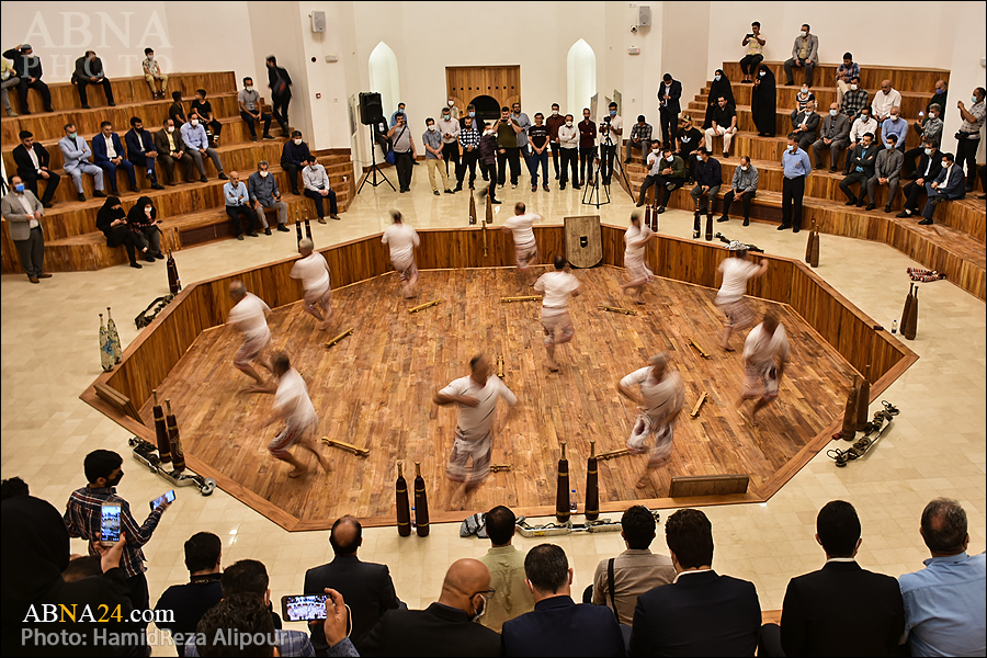 گزارش تصویری/ افتتاح زورخانه بینالمللی امام علی(ع) رشت