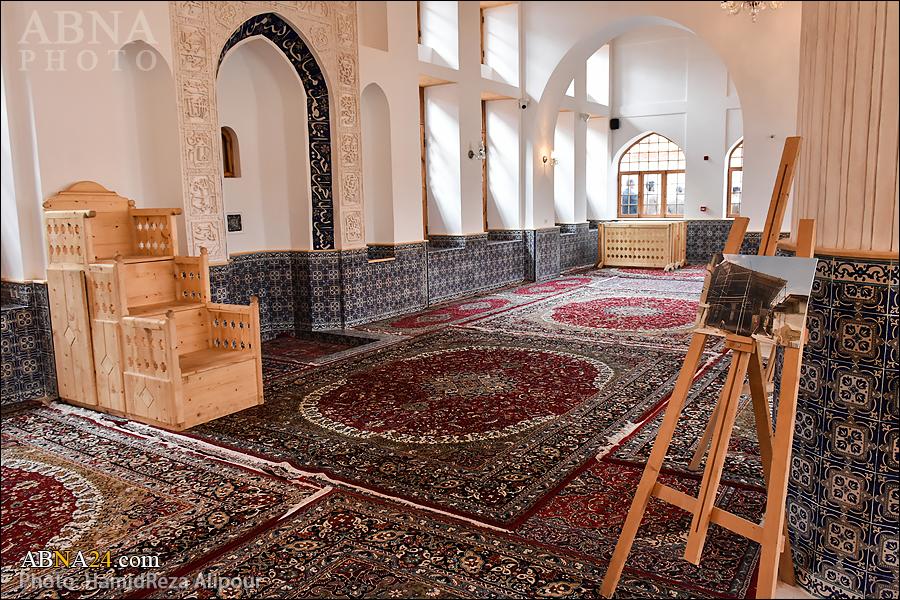 گزارش تصویری/ پایان مرمت مسجد تاریخی صفی رشت