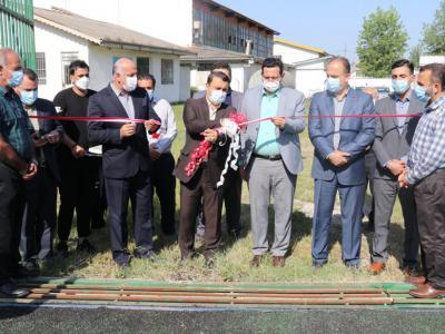 افتتاح پروژه های عمرانی و خدماتی کوچصفهان با اعتباری بالغ بر ۳۰ میلیارد تومان