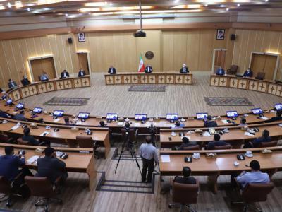 هیات رئیسه شورای اسلامی شهرهای شهرستان رشت انتخاب شدند