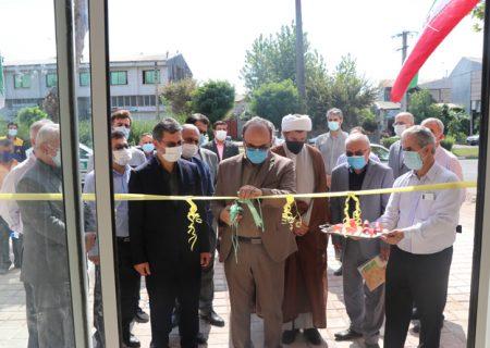 پروژه نوسازی ساختمان اداره گاز آستانه اشرفیه به بهره برداری رسید