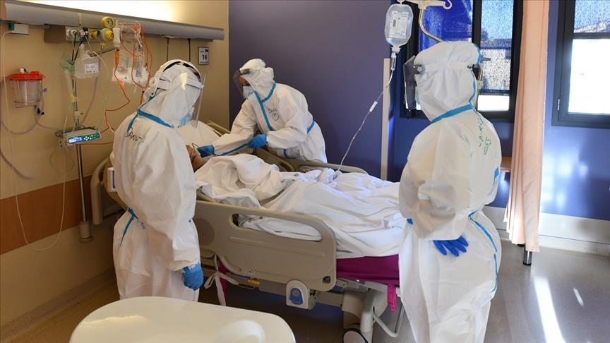۸۱ بیمار کرونایی در بخش مراقبتهای ویژه بیمارستانهای گیلان بستری هستند