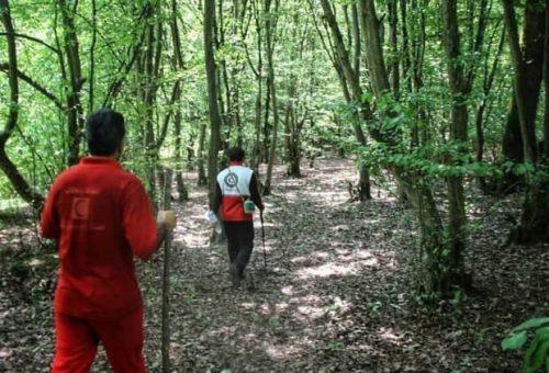 ۵ گمشده در مناطق کوهستانی قلعه رودخان توسط هلال احمر نجات یافتند