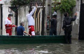 بارش ۲۵۵ میلیمتری باران در گیلان/ ۳۰۰ خانوار آستارایی درگیر آبگرفتگی هستند