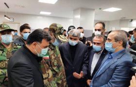افتتاح طرح های محرومیت زدایی ارتش در شهرستان فومن