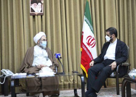 «سعید محمد» با نماینده ولیفقیه در گیلان دیدار کرد